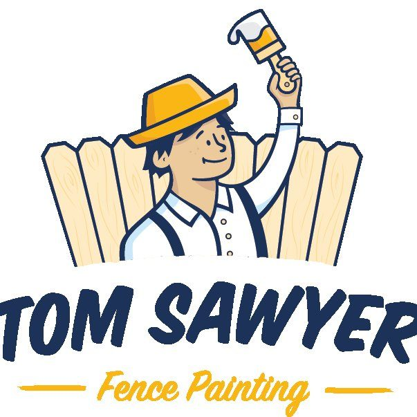 Tom Sawyer Fence Painting